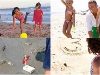 Brincadeiras na Praia para Crianças