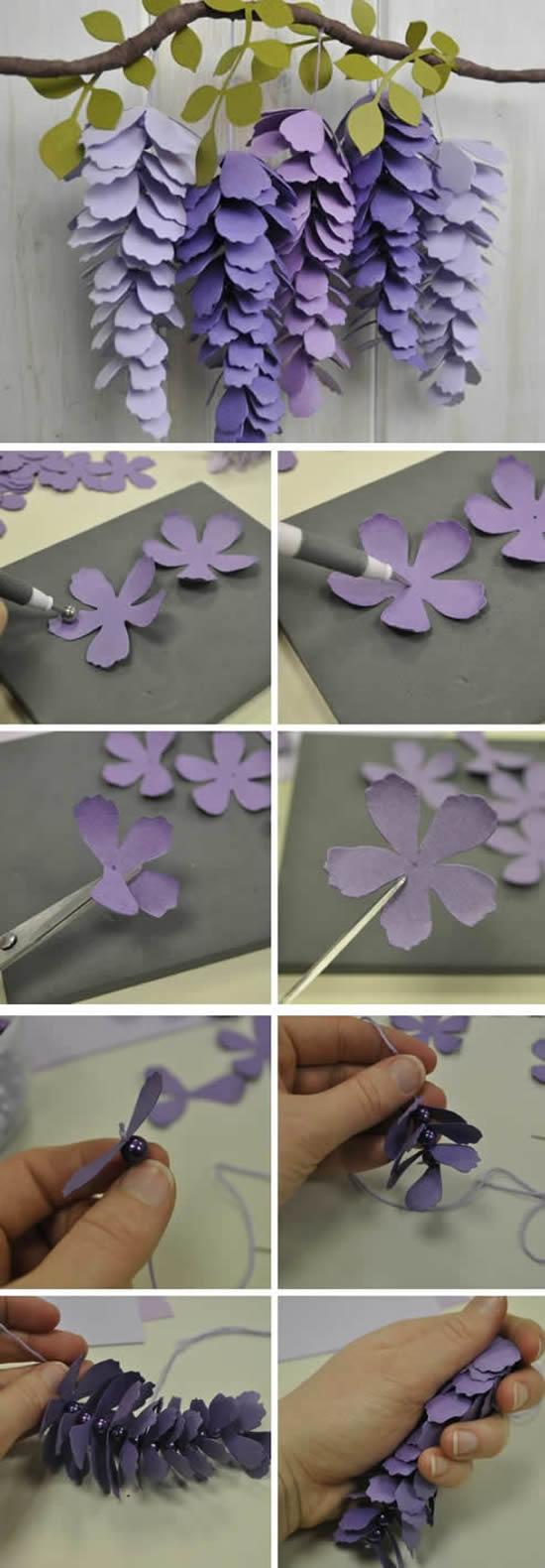 Arranjo de flores para decoração de festa