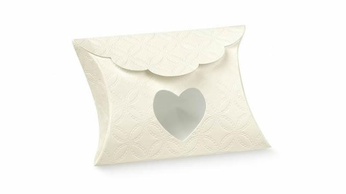 Linda caixinha de papel com molde
