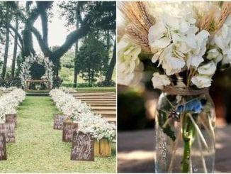 Dicas para decoração de casamento ao ar livre