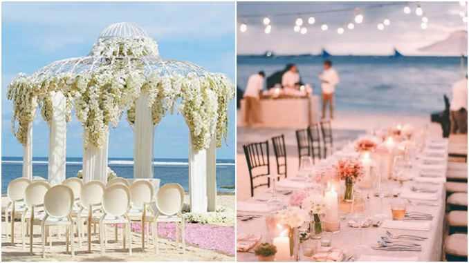 Dicas de decoração para casamento na praia