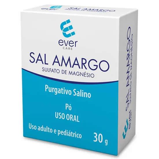 Sal Amargo - Segredo para colorir suculentas