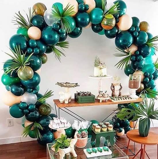 Decore com balões sua festa
