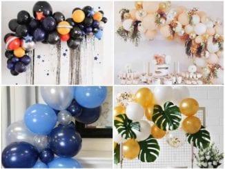 Enfeites com Balões