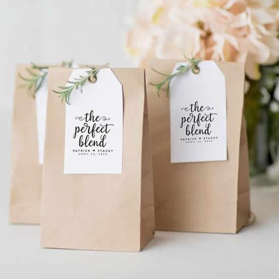 Lembrancinhas simples e baratas para casamentos