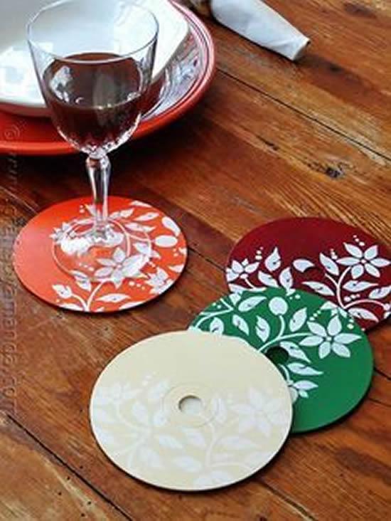 Dicas práticas com CDs velhos