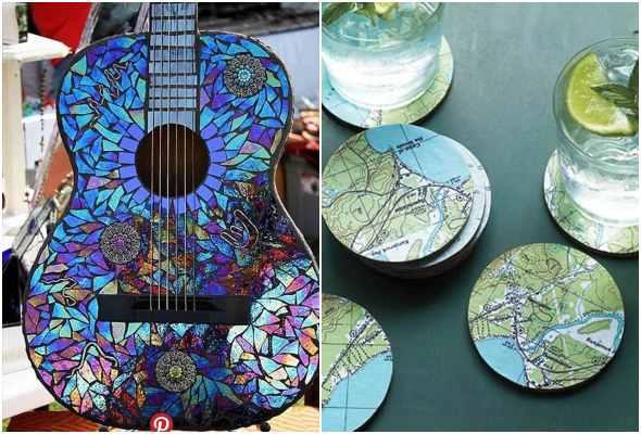 12 ideias criativas de artesanatos com CDs velhos