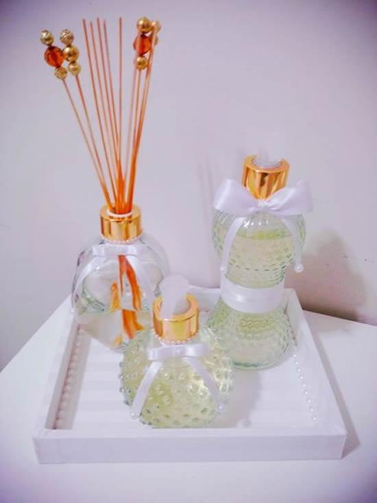 Como fazer um lindo difusor de aromas