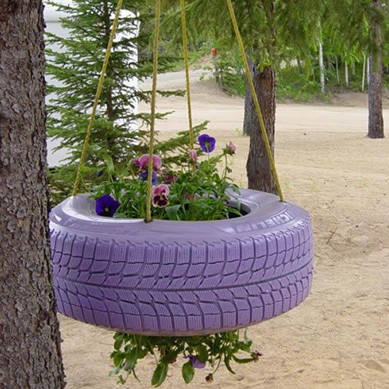 Dicas para reciclagem de pneus velhos