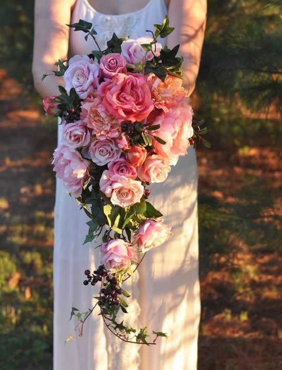 Inspiração para buquê de noiva