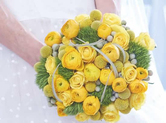 Lindas ideias para fazer buquês de noiva