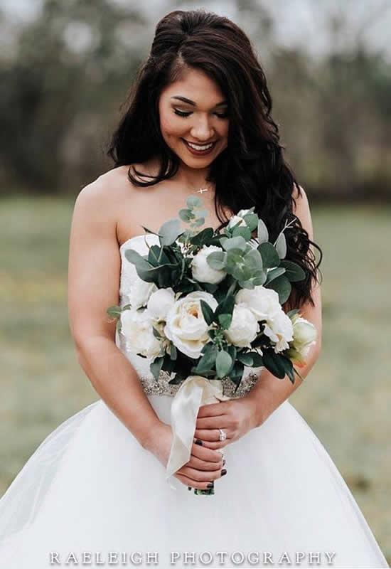 20 inspirações e ideias para buquê de noiva