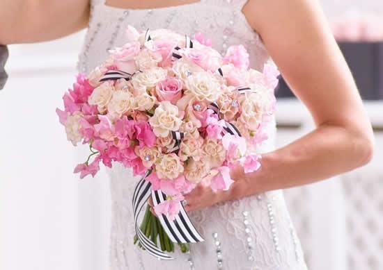 Buquês lindos para noiva