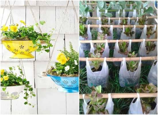 Dicas para fazer vaso sustentável com reciclagem
