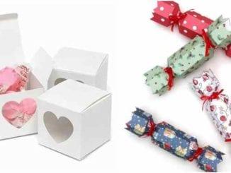 Caixinhas e lembrancinhas para Dia das Crianças com moldes