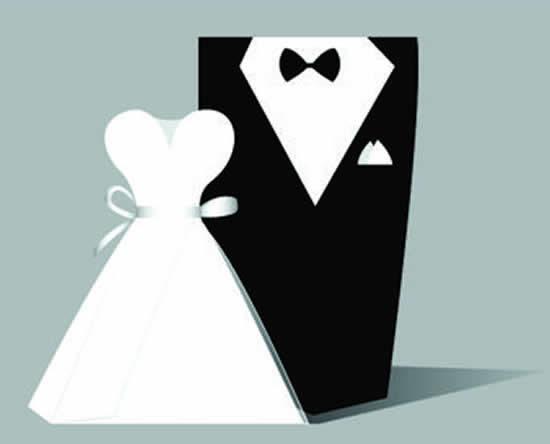 Caixinhas especiais para casamento