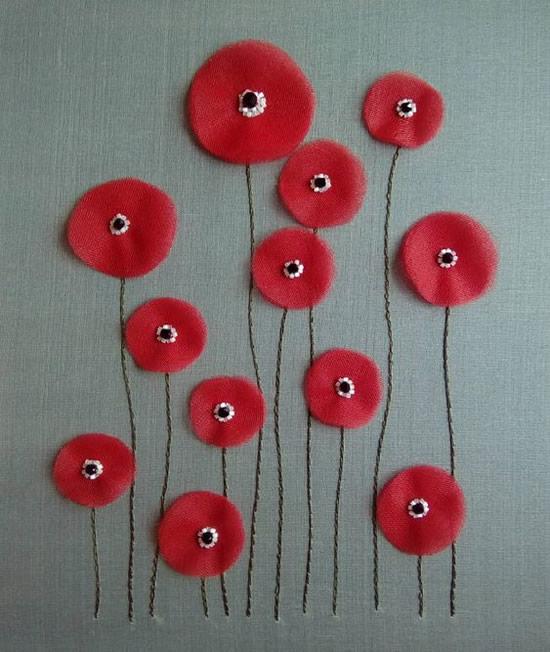Lindas flores para decoração