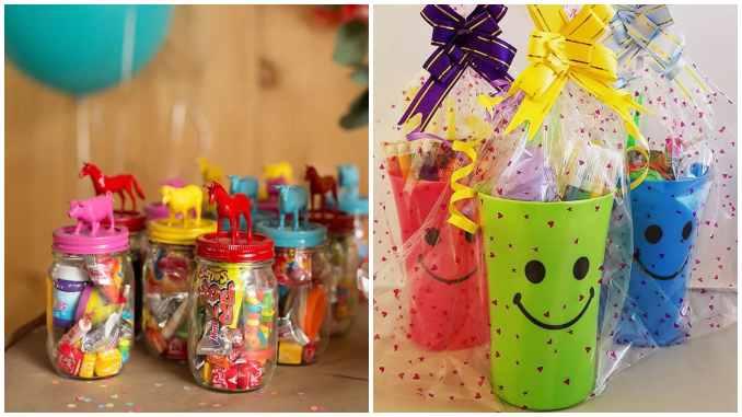Lembrancinhas lindas para o Dia das Crianças