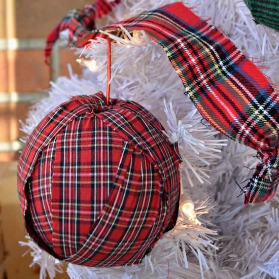 Enfeite lindo para Árvore de Natal