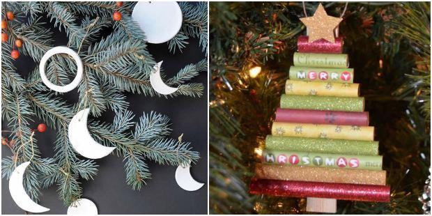 23 enfeites criativos para Árvore de Natal