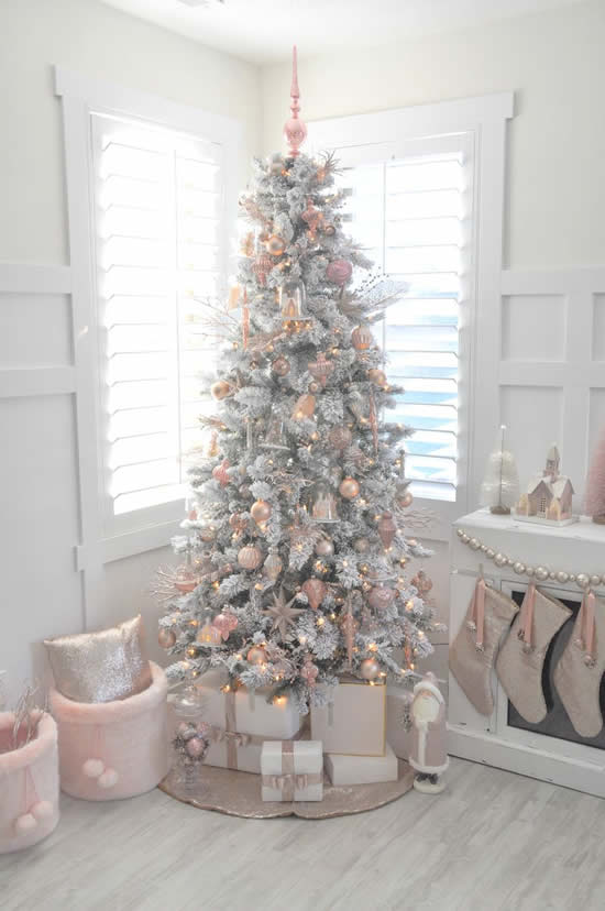 Enfeites lindos para Árvore de Natal