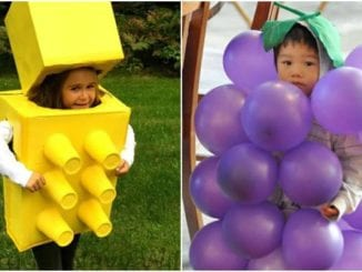 Fantasias de Carnaval criativas para crianças