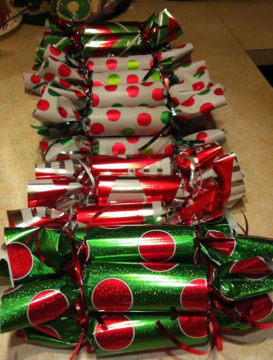 Lembrancinhas criativas de Natal