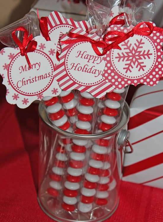 Lembrancinhas de Natal lindas