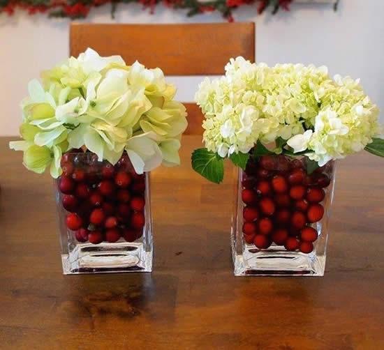 Enfeite para Natal - Centro de mesa