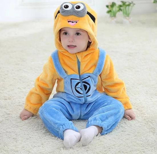Fantasia para criança de Minion