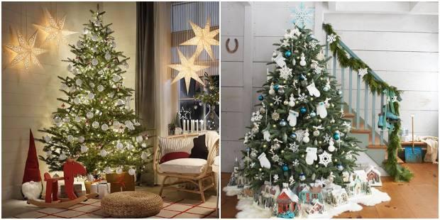 10 inspirações lindas para decoração de Árvore de Natal