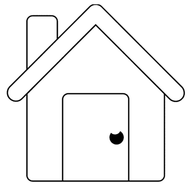 Desenhos De Casa Para Colorir E Pintar Dicas Praticas