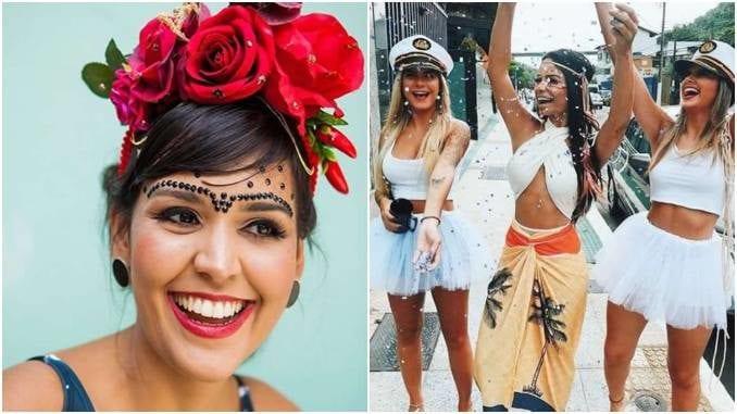 80 fantasias criativas e looks para o Carnaval