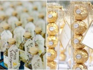 20 ideias delicadas de lembrancinhas para casamento