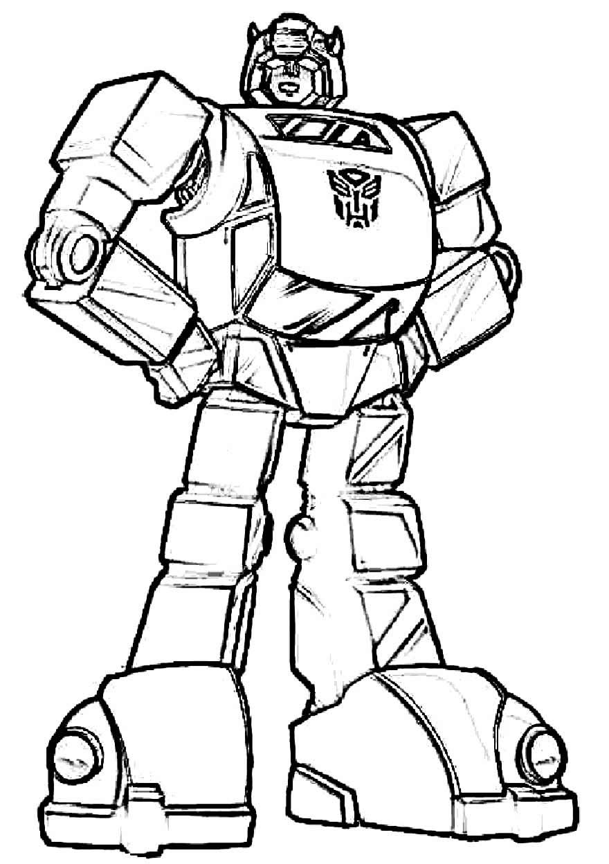 Imagens De Transformers Para Colorir Dicas Praticas