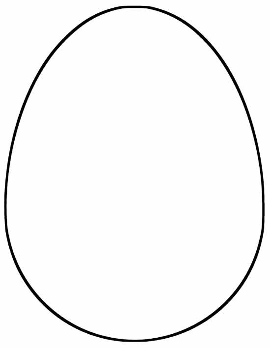 Molde de Ovo de Páscoa