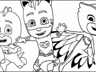 PJ Masks - Desenhos