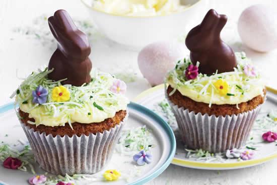 Cupcake de coelhinho