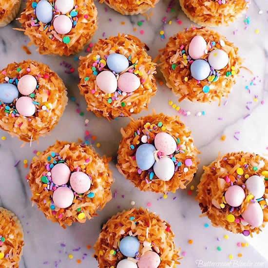 Cupcakes de Páscoa para inspiração