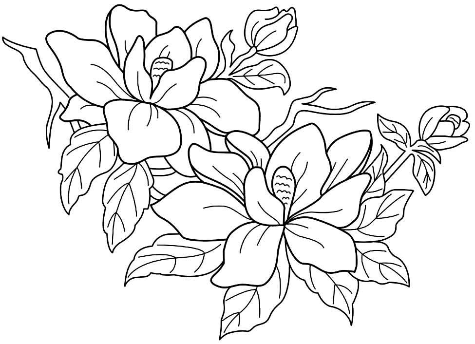 Molde de flores para fazer artesanato