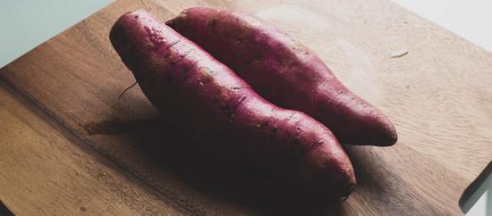 Batata doce - Alimentos que fazem bem para a saúde