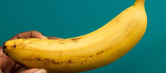 Banana - Alimentos bons para a saúde