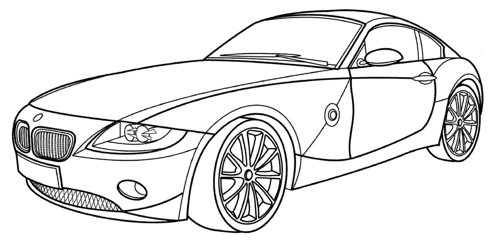 Imagem de carro para pintar