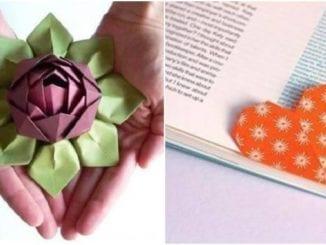 Origami para fazer com papel e divertir as crianças