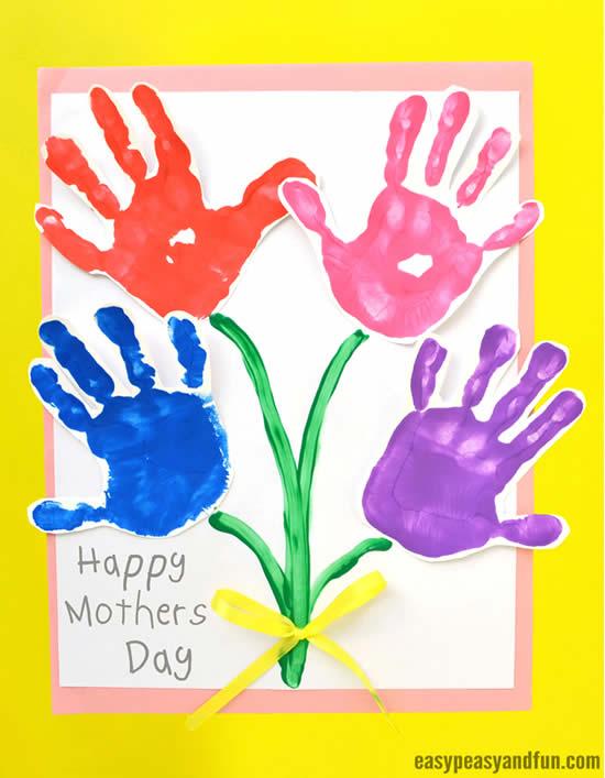 Cartão para Dia das Mães