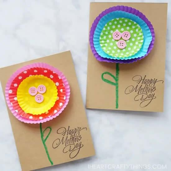Cartões para o Dia das Mães