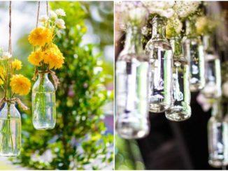 Ideias para decoração com vidrinhos