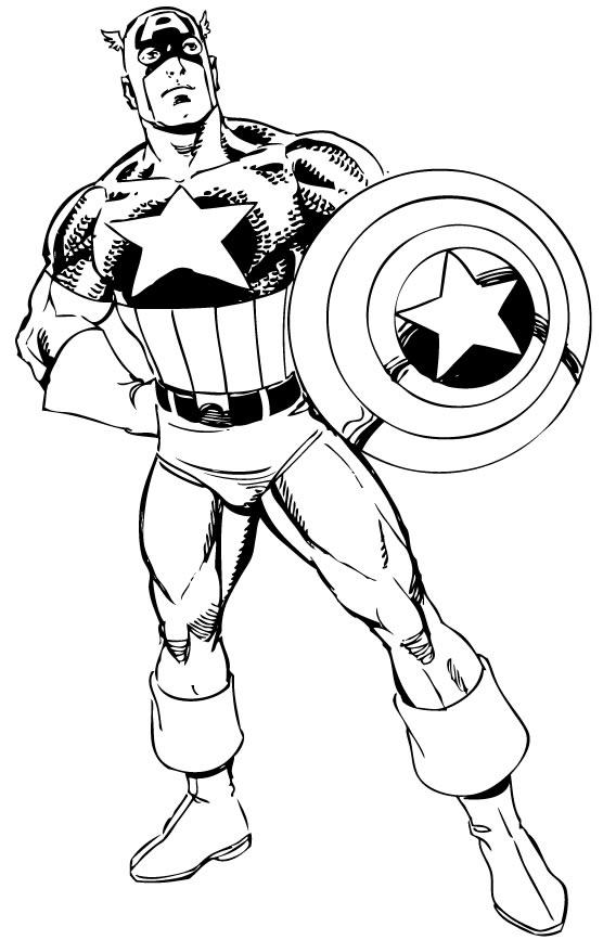 Imagem de Capitão América