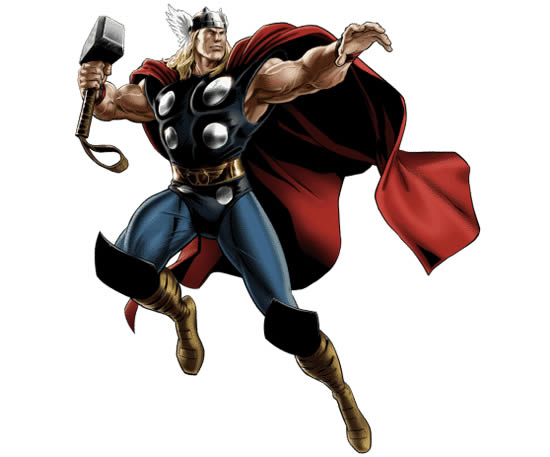 Molde de Thor