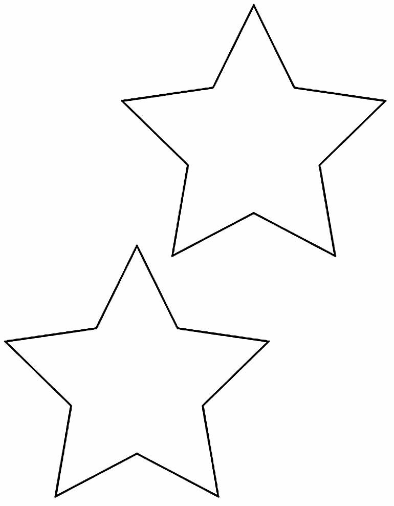 Molde de estrelas